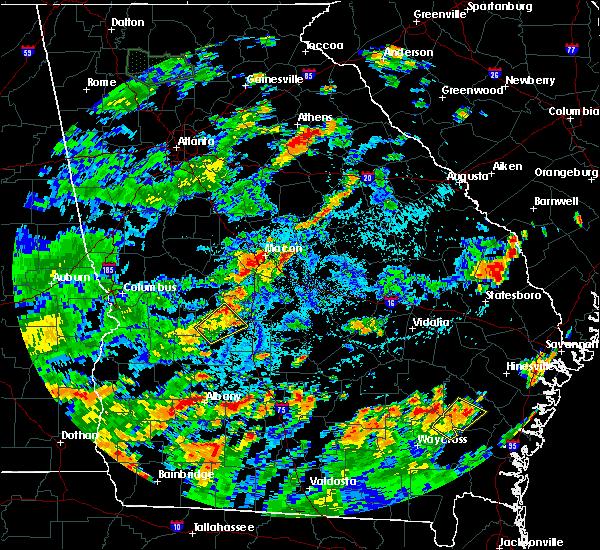 Radar Image for Severe Thunderstorms near Payne, GA at 7/19/2019 4:59 PM EDT