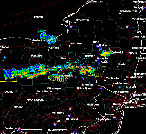 Radar Image for Severe Thunderstorms near Oakland, PA at 7/19/2019 5:42 PM EDT