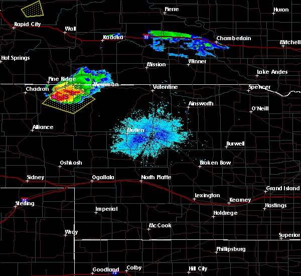 Radar Image for Severe Thunderstorms near Clinton, NE at 6/20/2015 8:17 PM MDT
