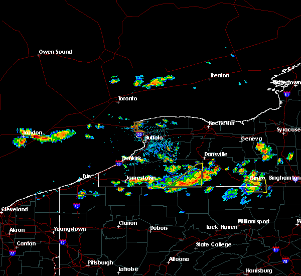 Radar Image for Severe Thunderstorms near Scio, NY at 7/28/2019 4:34 PM EDT