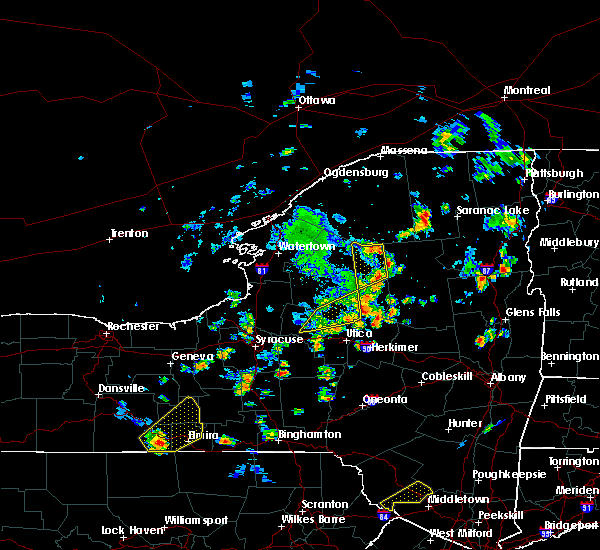 Radar Image for Severe Thunderstorms near Cold Brook, NY at 7/30/2019 3:07 PM EDT