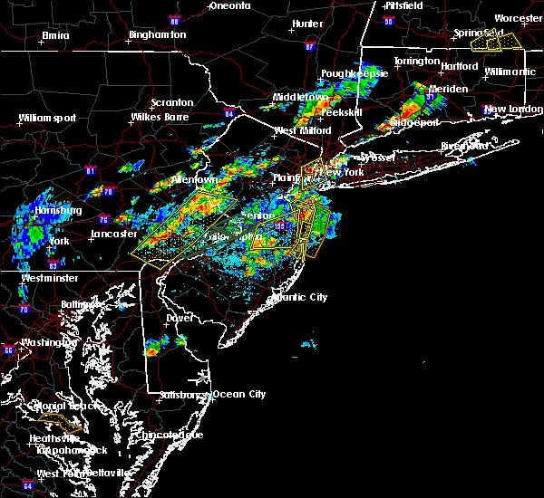 Radar Image for Severe Thunderstorms near Silver Ridge, NJ at 7/31/2019 3:08 PM EDT