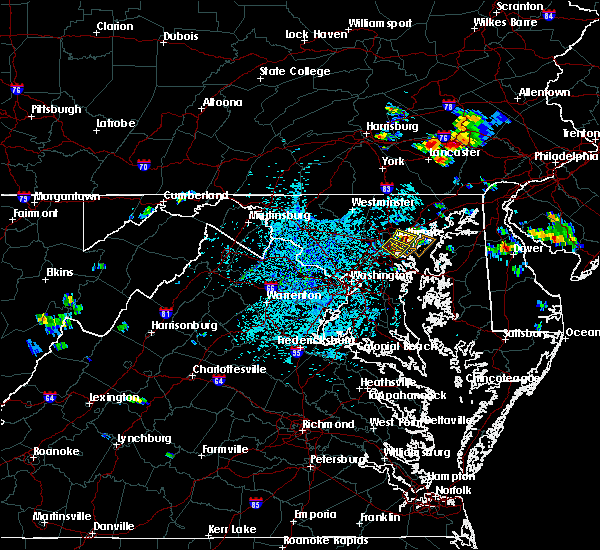 Radar Image for Severe Thunderstorms near Arbutus, MD at 8/1/2019 2:32 PM EDT