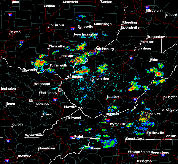 Radar Image for Severe Thunderstorms near Mason, OH at 8/1/2019 3:13 PM EDT
