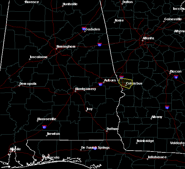 Radar Image for Severe Thunderstorms near Columbus, GA at 6/21/2015 3:03 PM EDT