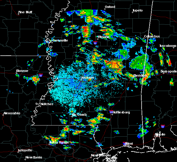 Radar Image for Severe Thunderstorms near Pearl River, MS at 8/4/2019 3:09 PM CDT