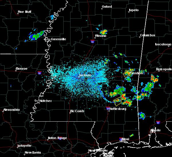 Radar Image for Severe Thunderstorms near Ellisville, MS at 6/21/2015 3:36 PM CDT