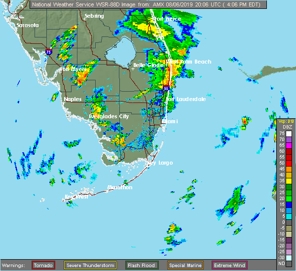 Map Of Florida Showing Boca Raton.Interactive Hail Maps Hail Map For Boca Raton Fl
