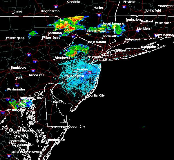 Radar Image for Severe Thunderstorms near Califon, NJ at 8/6/2019 8:54 PM EDT