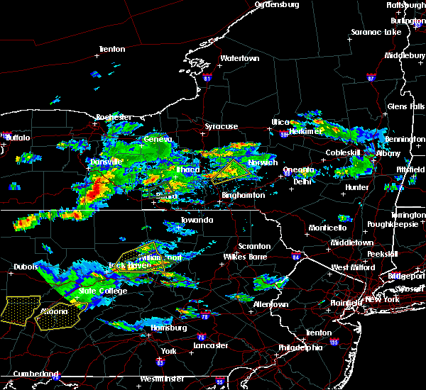 Radar Image for Severe Thunderstorms near Coopers Plains, NY at 8/15/2019 5:50 PM EDT