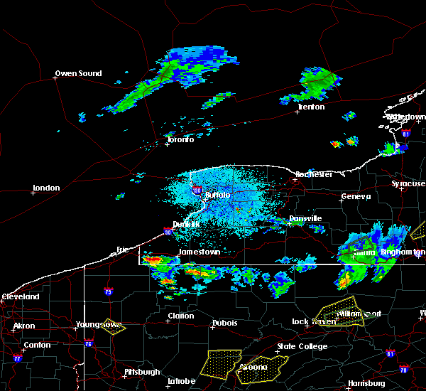 Radar Image for Severe Thunderstorms near Panama, NY at 8/15/2019 9:56 PM EDT