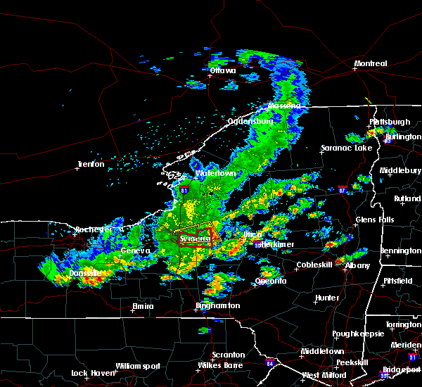 Radar Image for Severe Thunderstorms near Verona, NY at 8/17/2019 3:03 PM EDT