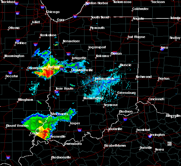 Radar Image for Severe Thunderstorms near Belgium, IL at 8/18/2019 4:39 PM CDT