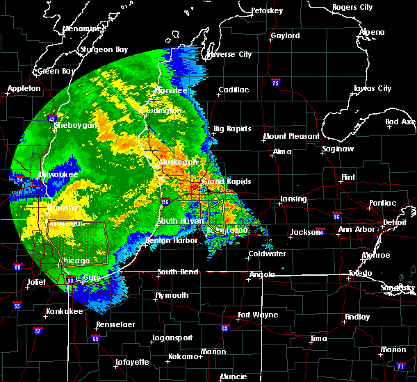 Interactive Hail Maps Hail Map For Richland Mi