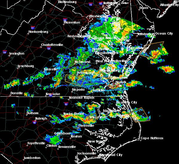 Radar Image for Severe Thunderstorms near Templeton, VA at 8/23/2019 5:39 PM EDT