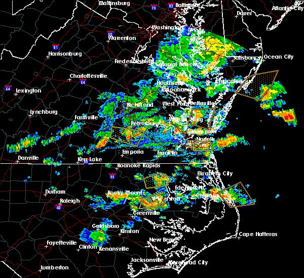 Radar Image for Severe Thunderstorms near Templeton, VA at 8/23/2019 5:56 PM EDT