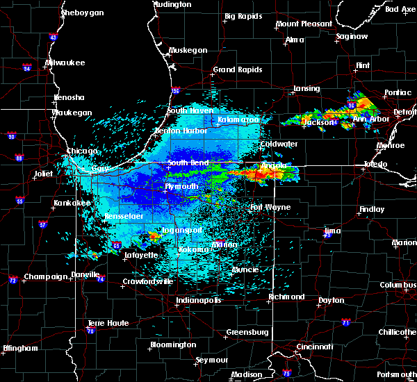Radar Image for Severe Thunderstorms near Holiday City, OH at 9/4/2019 12:12 AM EDT