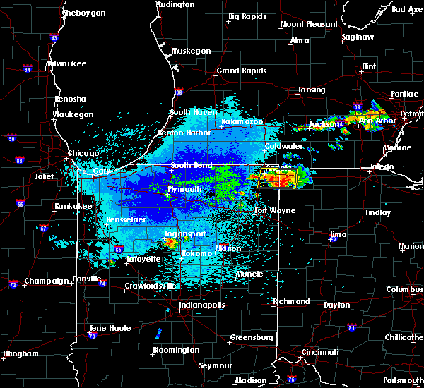 Radar Image for Severe Thunderstorms near Holiday City, OH at 9/4/2019 12:25 AM EDT