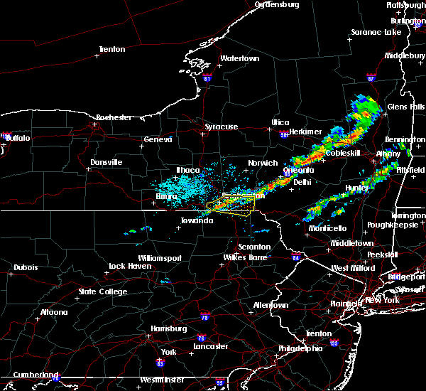 Radar Image for Severe Thunderstorms near Oakland, PA at 9/4/2019 1:13 PM EDT