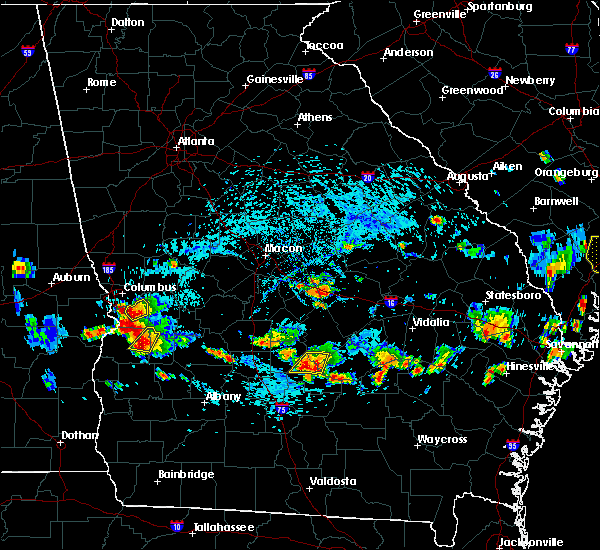 Radar Image for Severe Thunderstorms near Rhine, GA at 9/9/2019 3:50 PM EDT