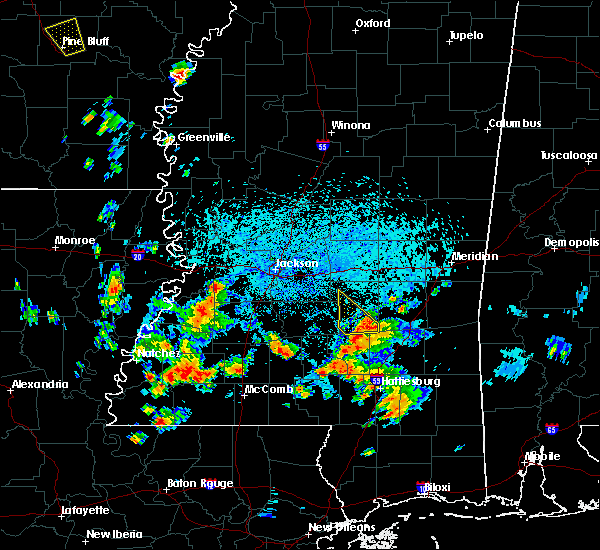 Radar Image for Severe Thunderstorms near Taylorsville, MS at 9/9/2019 3:58 PM CDT