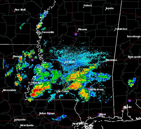 Radar Image for Severe Thunderstorms near Polkville, MS at 9/9/2019 4:47 PM CDT
