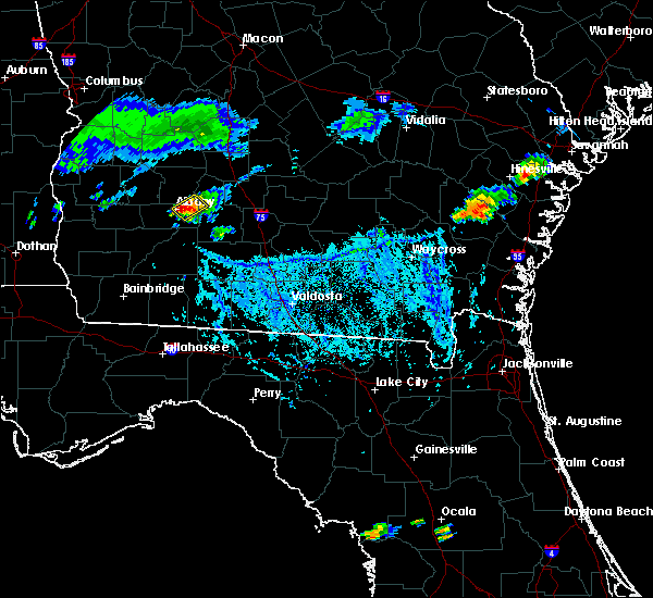 Radar Image for Severe Thunderstorms near Putney, GA at 9/9/2019 5:58 PM EDT