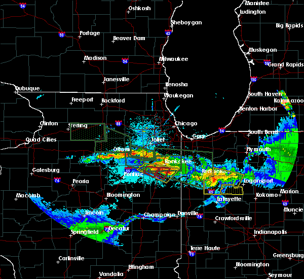 Radar Image for Severe Thunderstorms near Irwin, IL at 6/22/2015 11:52 PM CDT