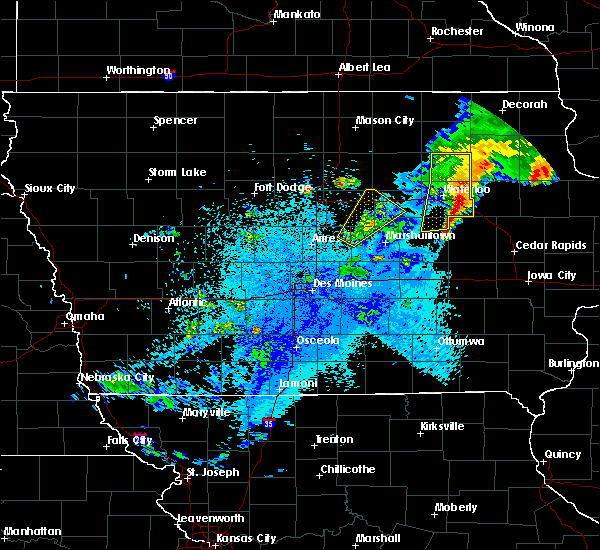Radar Image for Severe Thunderstorms near Whitten, IA at 9/9/2019 8:51 PM CDT