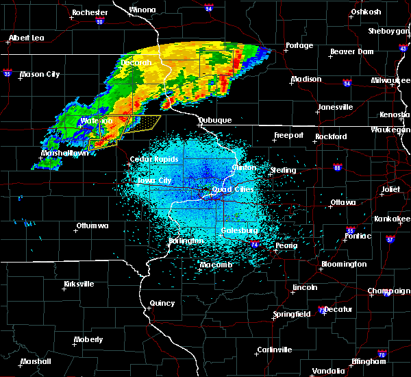 Radar Image for Severe Thunderstorms near Rowley, IA at 9/9/2019 9:36 PM CDT