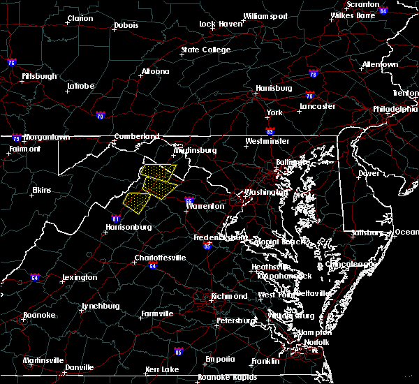 Radar Image for Severe Thunderstorms near Point of Rocks, MD at 9/11/2019 3:34 PM EDT