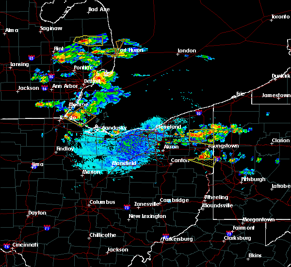 Radar Image for Severe Thunderstorms near Cortland, OH at 9/11/2019 3:52 PM EDT