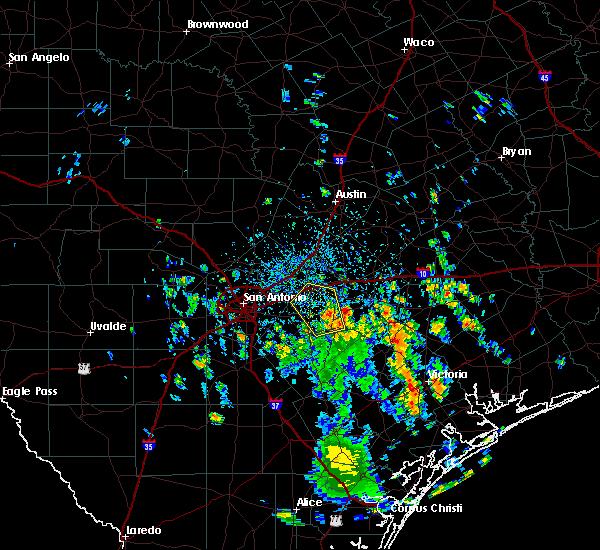 Radar Image for Severe Thunderstorms near Kingsbury, TX at 9/11/2019 2:53 PM CDT