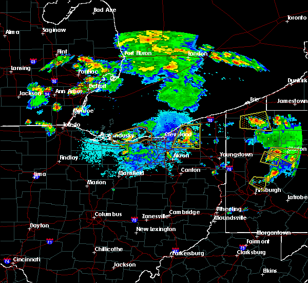 Radar Image for Severe Thunderstorms near Pepper Pike, OH at 9/11/2019 5:44 PM EDT