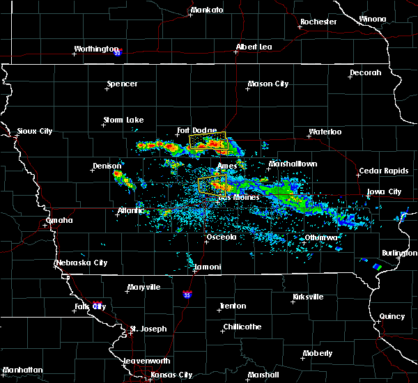 Radar Image for Severe Thunderstorms near Jewell Junction, IA at 9/14/2019 3:42 PM CDT