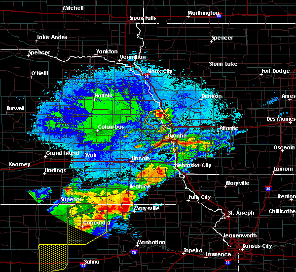 Radar Image for Severe Thunderstorms near Mondamin, IA at 9/21/2019 9:40 PM CDT