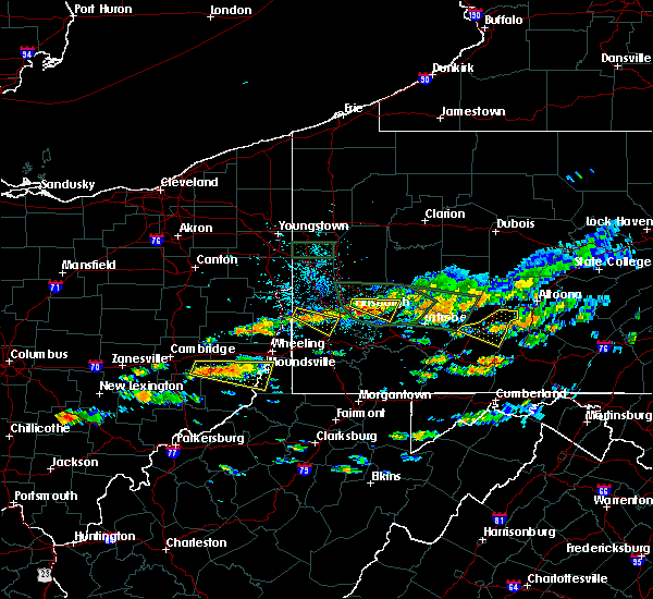 Radar Image for Severe Thunderstorms near Manor, PA at 6/23/2015 2:43 PM EDT