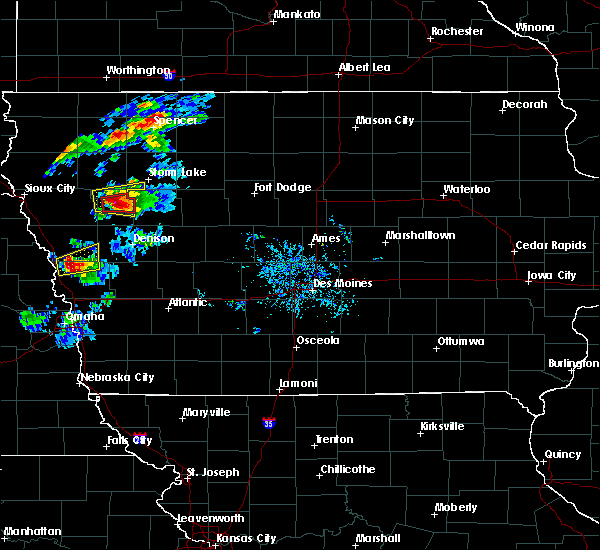 Radar Image for Severe Thunderstorms near Early, IA at 9/24/2019 5:39 PM CDT