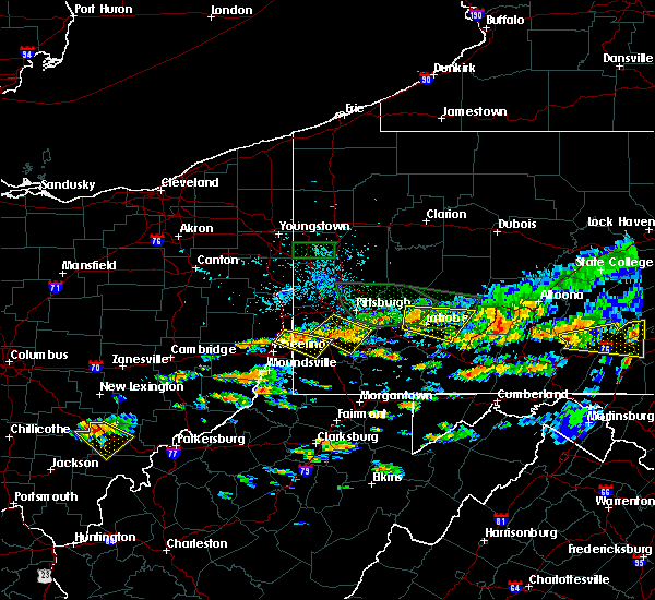 Radar Image for Severe Thunderstorms near Youngstown, PA at 6/23/2015 3:14 PM EDT