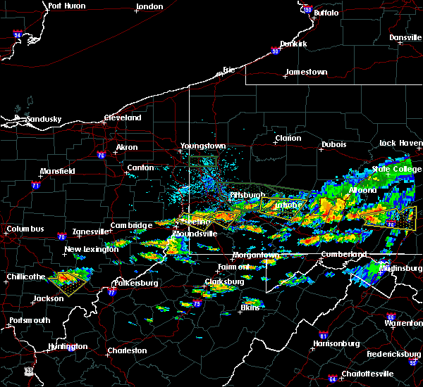 Radar Image for Severe Thunderstorms near Eighty Four, PA at 6/23/2015 3:16 PM EDT