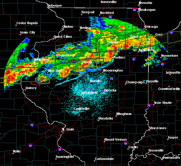 Radar Image for Severe Thunderstorms near Camden, IL at 9/27/2019 9:01 PM CDT