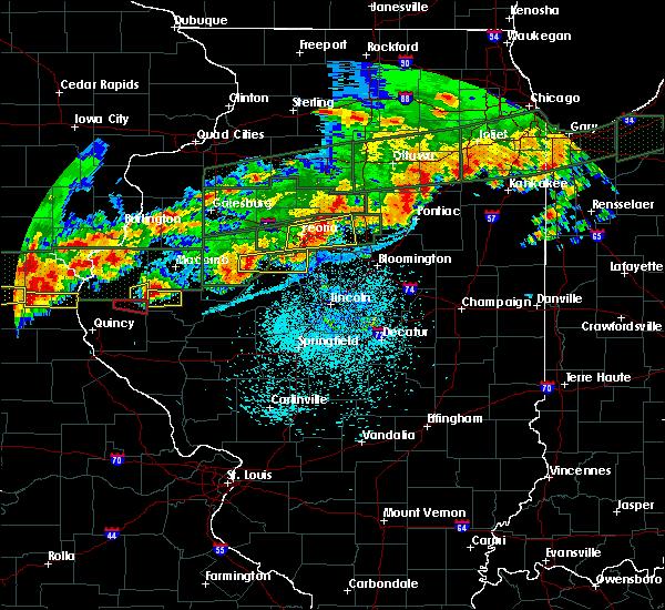 Radar Image for Severe Thunderstorms near Littleton, IL at 9/27/2019 9:01 PM CDT