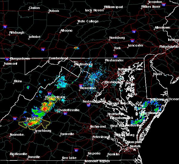 Radar Image for Severe Thunderstorms near New Hope, VA at 9/28/2019 3:09 PM EDT