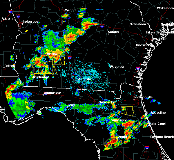 Radar Image for Severe Thunderstorms near Sylvester, GA at 6/23/2015 4:13 PM EDT