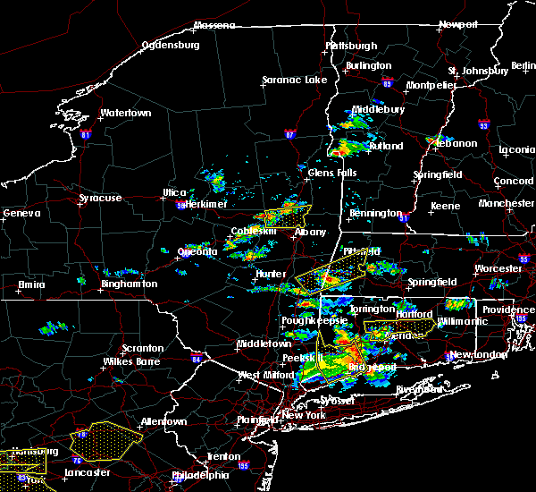 Radar Image for Severe Thunderstorms near Rotterdam, NY at 6/23/2015 4:25 PM EDT