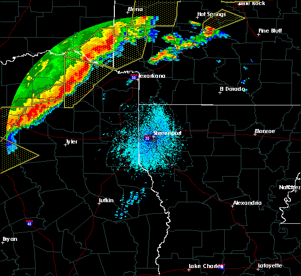 Radar Image for Severe Thunderstorms near Cumby, TX at 10/21/2019 2:08 AM CDT