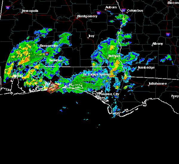 Radar Image for Severe Thunderstorms near Midway, FL at 10/30/2019 2:41 PM CDT