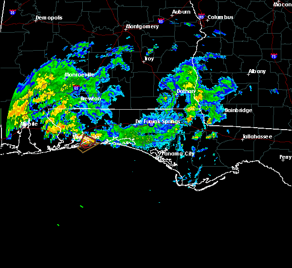 Radar Image for Severe Thunderstorms near Midway, FL at 10/30/2019 3:09 PM CDT