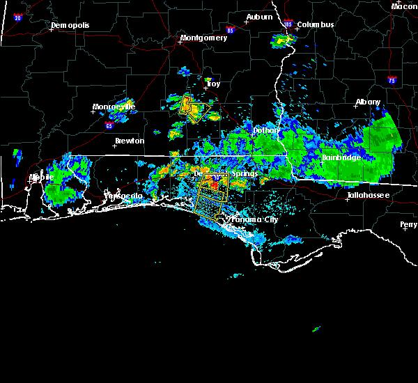Radar Image for Severe Thunderstorms near Laguna Beach, FL at 6/23/2015 7:09 PM CDT