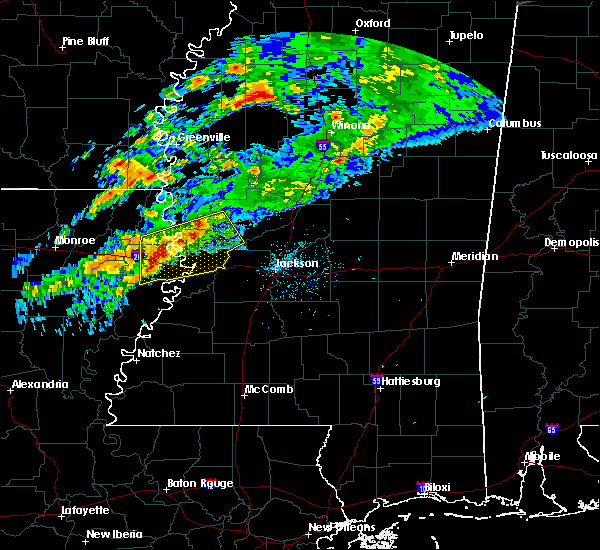 Radar Image for Severe Thunderstorms near Beechwood, MS at 11/30/2019 5:28 PM CST